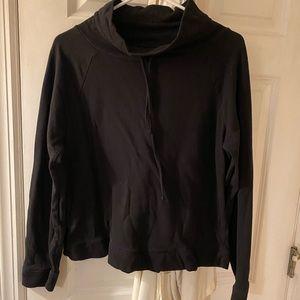 Askaya Cowl Neck Sweatshirt